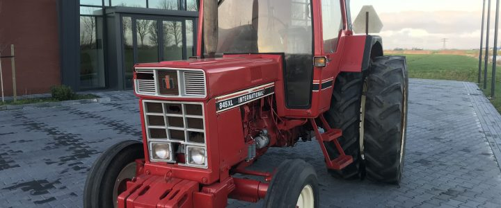 international 845XL