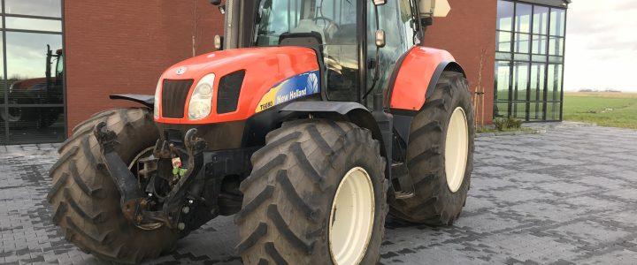 New Holland T6080 VERKOCHT