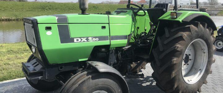 Deutz DX3.50